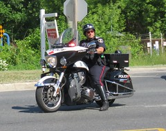 LaSalle Police (Hear and Their) Tags: ontario festival strawberry police parade lasalle 2016