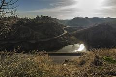 Rio Tajo (Juan R. Ruiz) Tags: espaa naturaleza nature rio canon river spain europa europe toledo tajo canoneos tagus tagusriver riotajo 60d canon60d canoneos60d