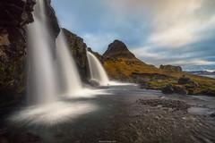 Kirkjufell Waterfall (shaunyoung365) Tags: winter mountain mountains waterfall iceland kirkjufell sonya7rii