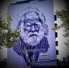 ECB, No Limit Street Art 2014 Moments of Life (Perfect Day_) Tags: art sweden ecb nolimit 2014 bors boras streetartfestival