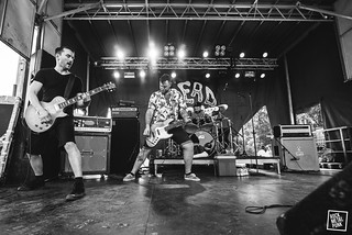 25/06/2016 - Dead Tired at Amnesia Rockfest // Shot by Lori Gutman