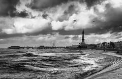 Stormy Blackpool (justinclayton99) Tags: blackpool lancashire