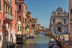 Venice (Allen Castillo) Tags: venice italy water architecture canals gondolas waterways nikon28300 nikond610
