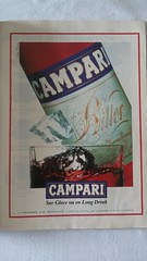 Campari vintage ad (nicolae_andrei_popa) Tags: campari ice summer drink ad magazine
