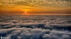 Beautiful Morning (Mohan Krish Photography) Tags: morning sunlight india nature beautiful clouds sunrise landscape landscapes hills nandihill canon24105 canon6d