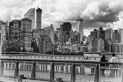 Legoland (TuthFaree) Tags: nyc cityscape skyscrapers streetphotography walkway elements