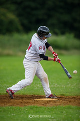 CN-6-16-1454 (Chris Worrall) Tags: chris chrisworrall competition competitor copyrightchrisworrall dramatic exciting photographychrisworrall power speed action baseball coldhamscommon hertshawks sport worrall 2016 june theenglishcraftsman cambridgemonarchs