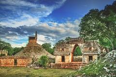 Kaba 9672 HDR ch (Emilio Segura Lpez) Tags: mxico maya yucatn labna arco hdr pirmide rutapuuc arqueologa