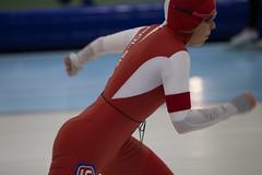 A37W0341 (rieshug 1) Tags: ladies sport skating worldcup groningen isu dames schaatsen speedskating kardinge 1000m eisschnelllauf juniorworldcup knsb sportcentrumkardinge worldcupjunioren kardingeicestadium sportstadiumkardinge