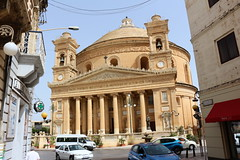 Rotunda of Mosta (Rory Llowarch) Tags: art church architecture religious artwork worship catholic god miracle mary religion jesus churches malta christian dome ww2 catholicchurch virginmary domes miracles rc romancatholic worldwar2 jesuschrist mosta religiousart godly mostadome thevirginmary rotundaofmosta thechurchoftheassumptionofourlady mostabombmiracle