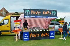 Fruit Cups (PD3.) Tags: street white castle fun harbour band hampshire lane hart float gala floats fareham portchester hants