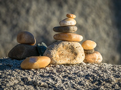 Whale Stack (Dave Heise) Tags: lake beach rocks nevada tahoe stack whale