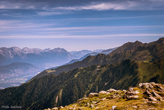 Sechszeiger - Pitztal (Hilde Saelens) Tags: mountain mountains rock landscape austria tirol oostenrijk sterreich outdoor hiking wandelen formation ridge bergen jerzens sechszeiger