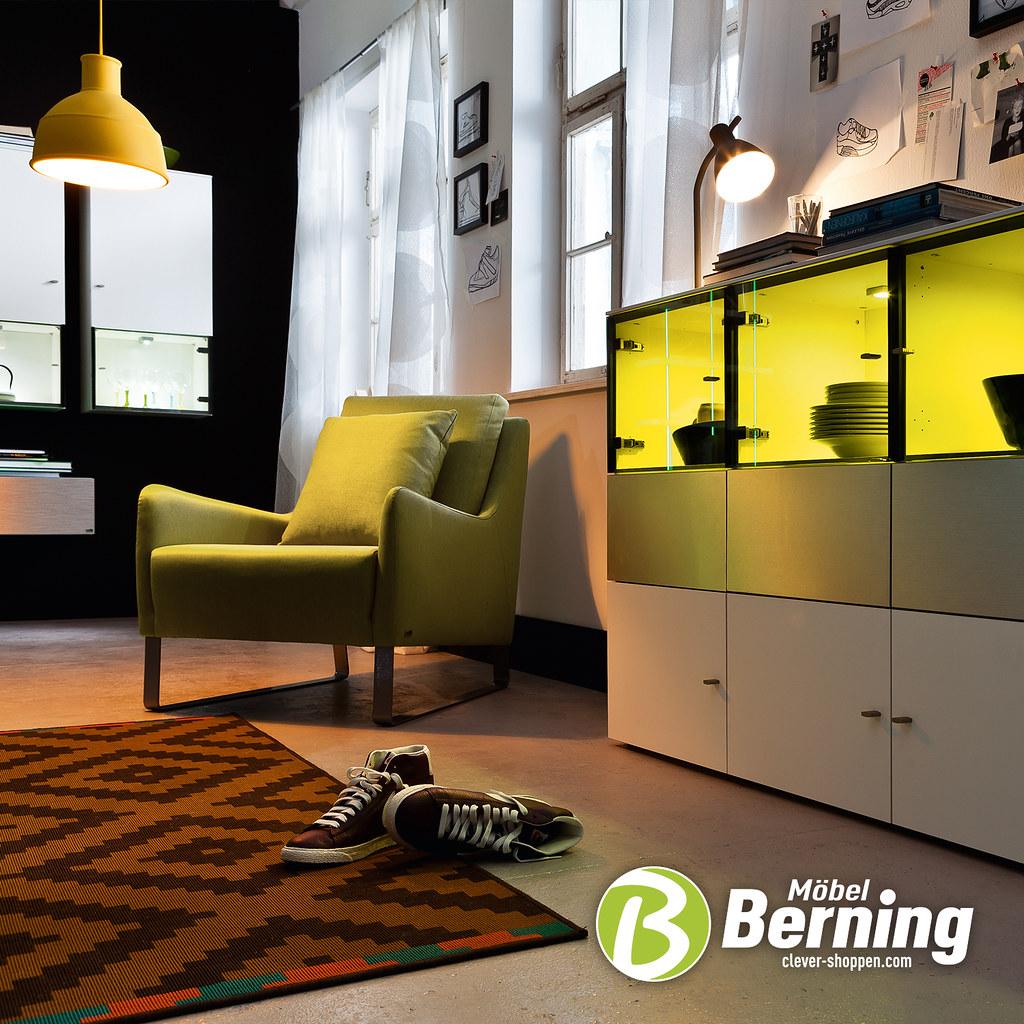 Junges Wohnen Bei Möbel Berning (moebelberning) Tags: Möbel Trend Schlafen  Chillen Bunt Stühle