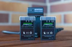 Cargador + Premium Batera Patona PS-BLS5 BLS-5 (josema) Tags: gear olympus batera