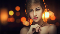 Kimberlee Arcillas (brymanaloto) Tags: lighting portrait sexy beauty closeup asian glamour nikon photoshoot philippines dramatic headshot sensual bm filipina cinematic metromanila colorgrading weshootpeople nikond610 kimberleearcillas brymanaloto kimarcillas