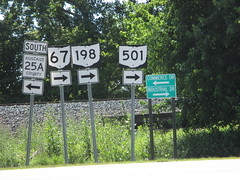 OH-501 (paulthemapguy) Tags: shield sign ohio state route 67 501 198