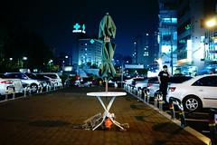 2154/1749 (june1777) Tags: street light night 2000 ar bokeh sony snap clear seoul konica f18 a7 52mm shinchon hexanon