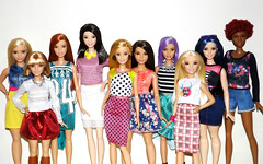 High on legal marijuana (meike__1995) Tags: pink fab white love up rock that spring team doll dolls lace stripes n barbie violet style fringe va glam roll chic sweetheart dots plaid mattel pizzazz fashionistas 2016 dolled chambray