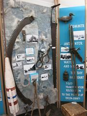 IMG_2355 Bays de Noc history through the seasons (jgagnon63@yahoo.com) Tags: uppermichigan escanaba deltacountyhistoricalmuseum deltacountymi deltacountyhistoricalsociety