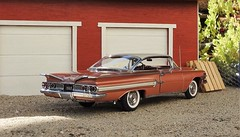 1960 Chevrolet Impala Hardtop Sport Coupe (JCarnutz) Tags: chevrolet impala 1960 diecast 124scale danburymint