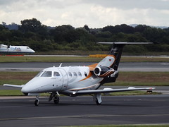 D-IAAY Embraer Phenom 500 Arcus-Air Executive (Aircaft @ Gloucestershire Airport By James) Tags: manchester james airport 500 executive lloyds phenom embraer bizjet egcc arcusair diaay