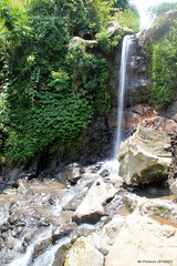 The Unknown Waterfall (denmasbrindhil) Tags: bicycle waterfall yogyakarta bicycletouring magelang selo muntilan smallwaterfall mountmerapi mountmerbabu boyolali unknownwaterfall