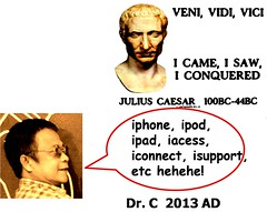 Dr. C ipad ipod iphone (Verr 54) Tags: dr severino capitan uplb