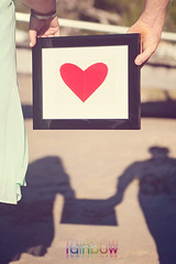 Love (BJRainbow) Tags: shadow love engagement heart frame noosa sunshinecoast loveheart twothumbsup noosaville tewantin rainbowphotography