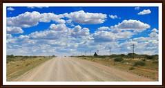 On The Road (tor-falke) Tags: africa road urban landscape african strasse safari afrika paysage rue landschaft namibia urbanlandscape afrique africalandscape torfalke flickrtorfalke
