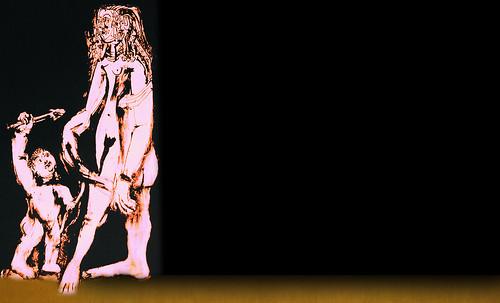 """Venus y Cupido, versiones de los Cranach, el Viejo (1529) maestro fundador de la escuela flamenca, interpretaciones y paráfrasis de Pablo Picasso (1957). • <a style=""""font-size:0.8em;"""" href=""""http://www.flickr.com/photos/30735181@N00/8747889652/"""" target=""""_blank"""">View on Flickr</a>"""