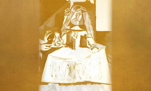 """Meninas, iconósfera de Diego Velazquez (1656), estudio de Francisco de Goya y Lucientes (1778), paráfrasis y versiones Pablo Picasso (1957). • <a style=""""font-size:0.8em;"""" href=""""http://www.flickr.com/photos/30735181@N00/8747984022/"""" target=""""_blank"""">View on Flickr</a>"""