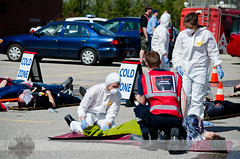 Fanshawe College - Mock HAZMAT Scenario (Front Page Photography / Hooks & Halligans) Tags: ontario canada london college fire victim scenario fireman service firemen firefighter department firefighters services victims fanshawe mock hazmat dept fanshawecollege sarniafirebuff frontpagephotography hookshalligans hooksandhalligansfirephotography hooksandhalligans