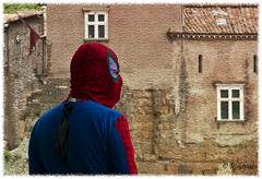 Amazing Spiderman (Rinogmb) Tags: italy rome roma italia spiderman uomo ragno