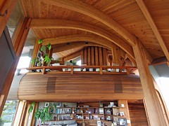 FIMG_4964e (Flickr 7500) Tags: wood architecture sandiego lajolla exotic handcrafted kendrickbangskellogg lotushouse organicmodern