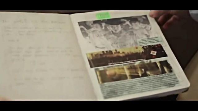 「希斯‧萊傑」的『小丑日記』曝光