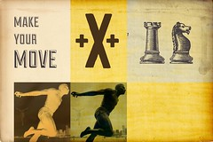 Make Your Move (deemixx) Tags: start digitalart montage startup digitalcollage photoshopart makeyourmove getmotivated getgoing getmoving