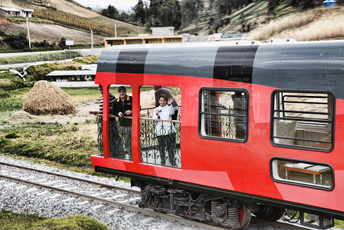 Tren Crucero, Ecuador, from the Luxury Train Club