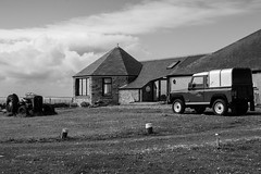 The Observatory on North Ronaldsay (Paul Carroll - UK) Tags: uk scotland orkney europe observatory northronaldsay