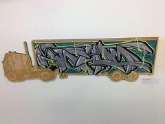 Kub (KRITERION) Tags: show wood west art graffiti coast los paint angeles tag shit hip hop graff bomb woodshow