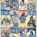 Anthropomorphized Chinese Zodiac Animals