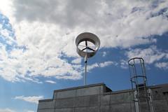 Dali Urban Rooftop Installation (InnoVentum AB) Tags: malm windturbine smallwindturbine rooftopinstallation innoventum daliurban