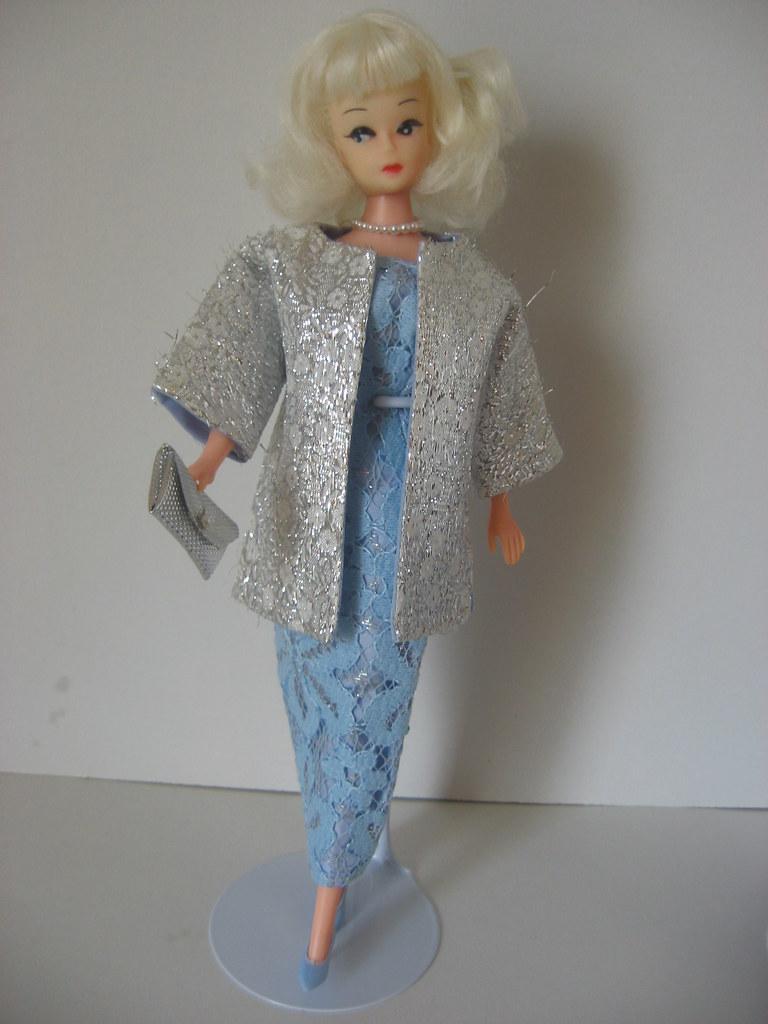 Barbiepuppen & Zubehör /Mattel Puppe Steffi love m Puppen & Zubehör Traumkleid Simba Doll Vintage