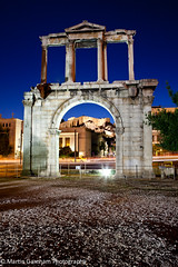 The Arch of Hadrian (Garnham Photography) Tags: old nightphotography history monument architecture night outdoors greek ancienthistory ruins arch roman columns ruin scenic landmark athens historic greece gateway column acropolis remains hadrian hadriansarch touristattractions athina ancientgreece greektemple traveldestinations archofhadrian greekculture classicalgreek oldruin touristdestination builtstructure