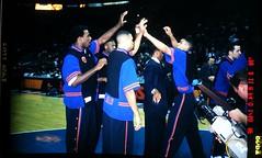 New York Knicks NBA Photos 1998 (Philip Osborne Photography) Tags: fuji photos charlotte 1998 nba hornets ga645z