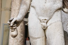 HA! Ripped Off Nut Sack????? (Crumblin Down) Tags: city blue italy vatican rome roma church saint silhouette st museum last painting table walks paint italia catholic tour cathedral chairs swiss basilica guard murals statues chapel christian peter changing seats obelisk marble michelangelo peters judgement pieta sistine walksofitaly