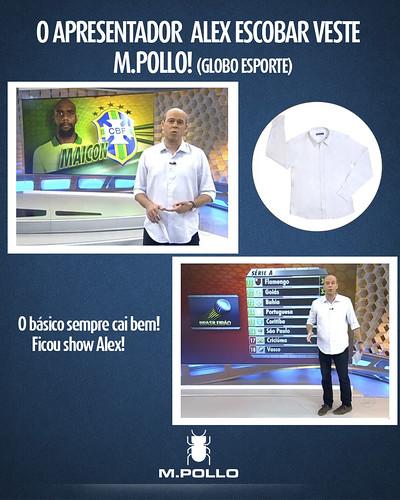 ALEX ESCOBAR VESTE M.POLLO