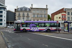 69399 HY09AZN (PD3.) Tags: uk england bus buses azn eclipse volvo group hard first hampshire portsmouth wright quays psv pcv fhd gunwharf hants firstbus 69399 hy09 hy09azn