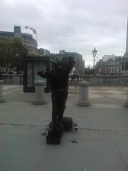 Batman (f1jherbert) Tags: england london square nokia trafalgar batman 800 lumia