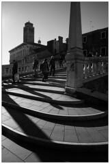 Venice (go4silver) Tags: bridge venice brcke schatten venedig venetia schadow